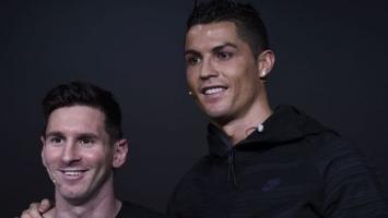 Ronaldov lajk na Instagramu naljutio navijače Barcelone