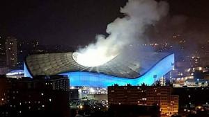 Nestvaran pogled na jedan od najakustičnijih stadiona u Evropi