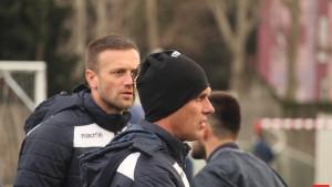Mario Maka Ivanković trener kadetskog tima HŠK Zrinjski
