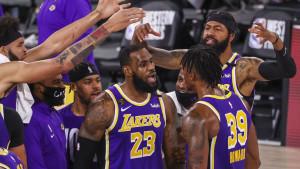 Nuggetsi su bili dobri, ali Lakersi su jednostavno bolji!