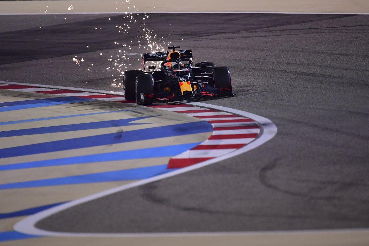 Max Verstappen najbrže odvozio prvi trening u Bahreinu