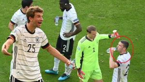 Muller je pokušao ismijati Gosensa, ali ga domišljati junak Njemačke sjajno spustio