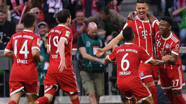 Bayern gubio, pa zabio pet komada Borussiji M'Gladbach