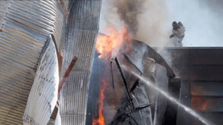 Šampionu Danske u rukometu izgorjela dvorana