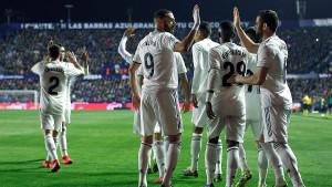 Real jedva protiv Levantea