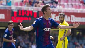 Osasuna dovela igrača Barcelone