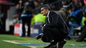 Valverde: Jasno mi je zašto su nam navijači zviždali