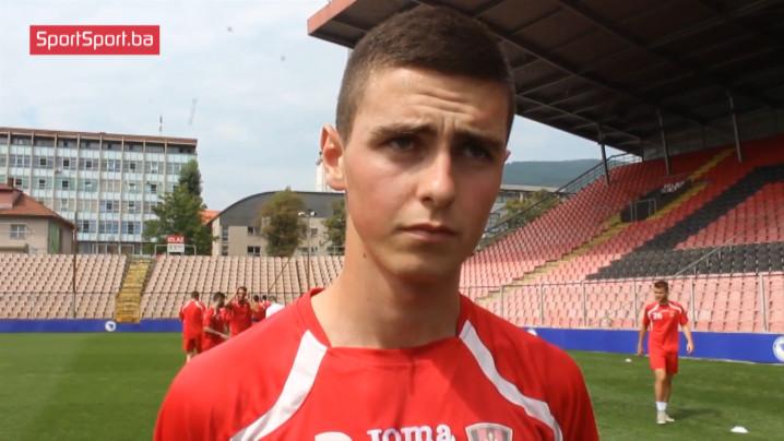 Vrhovac: Došao sam u jedan od najboljih klubova na Balkanu