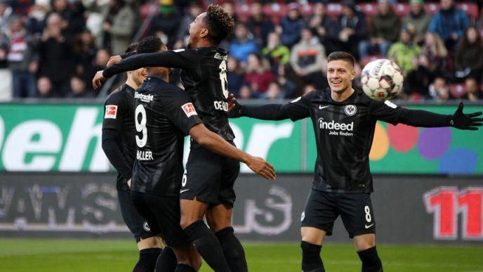 Eintracht Frankfurt i Borrusija Monchengladbach u jako dobroj utakmici podijelili bodove