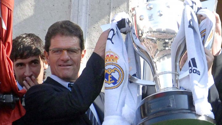 Fabio Capello otkrio novo pojačanje Juventusa