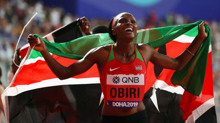 Hellen Obiri odbranila naslov na 5000 metara
