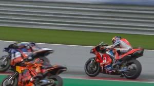 Nestvaran kraj Moto GP utrke: Oliviera u zadnju krivinu ušao kao treći, a na kraju pobijedio
