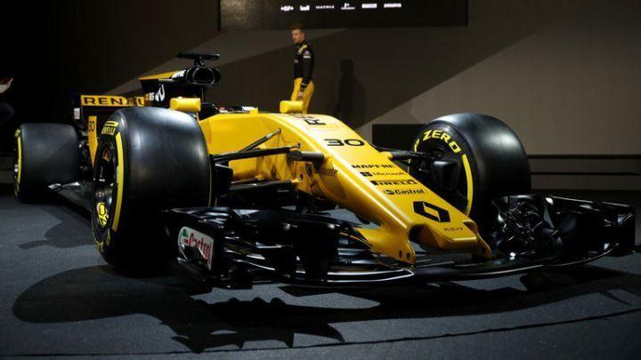 Renault prvi predstavlja bolid za novu sezonu
