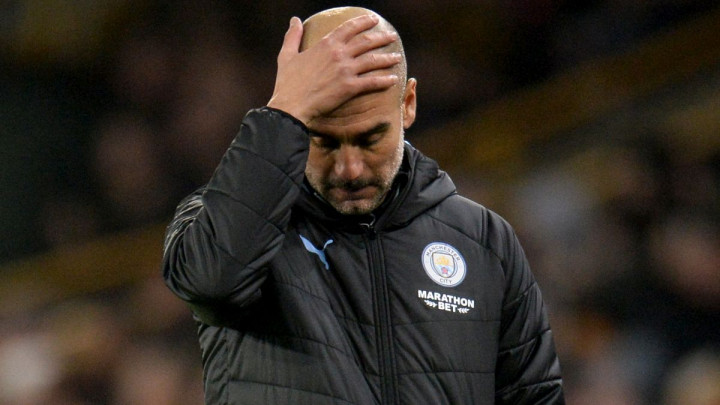 Po čemu je poseban večerašnji poraz Cityja od Wolverhamptona?