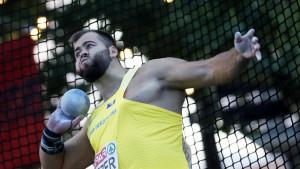 Mesud Pezer osmi na Evropskom dvoranskom prvenstvu