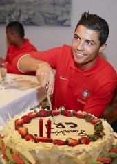 cristiano ronaldo rođendan Ronaldo u krugu reprezentativaca proslavio rođendan   SportSport.ba cristiano ronaldo rođendan