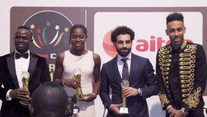 Mohamed Salah proglašen za najboljeg igrača Afrike