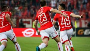 Crvena Zvezda  pokazala mnogo više i slavila protiv Partizana