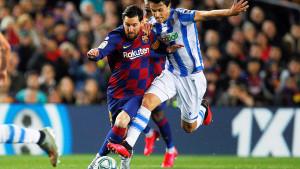 Messi i nekolicina igrača Barcelone pristaju na niže plaće zbog Covid-19
