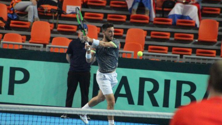 Davis Cup: Sjajni Damir Džumhur izjednačio na 1:1