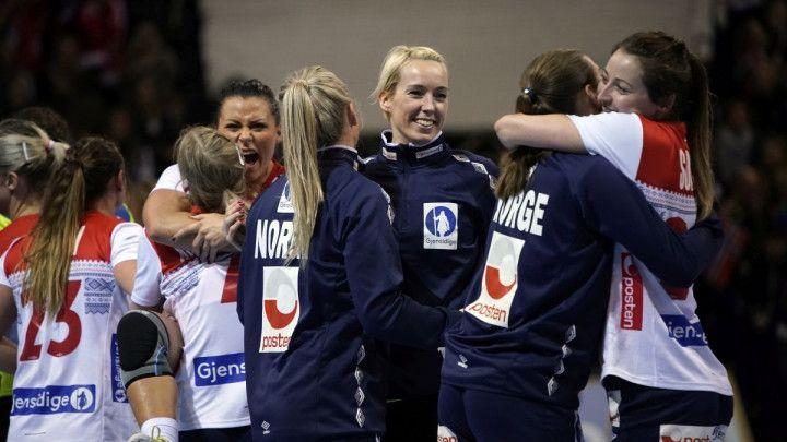 Norvežanke u finalu Evropskog prvenstva