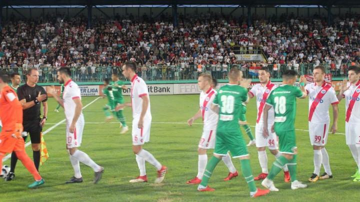 Zrinjski se u finišu spasio poraza, ali Ludogorec ide u play-off