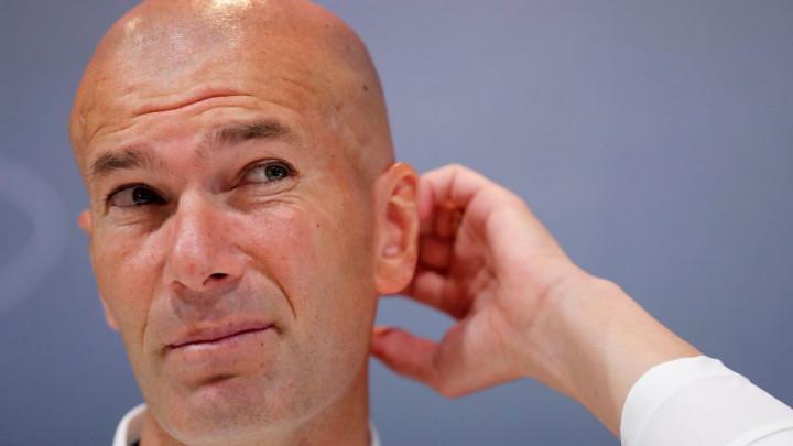Zinedine Zidane je već donio jednu veliku odluku za narednu sezonu