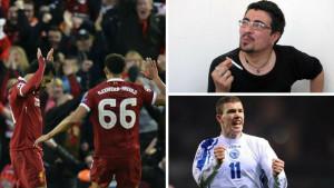 Nekada je bilo 'Džeko, Džeko, Dijamantu', a sinoć 'Sultanu engleske Premier lige, ponosu svih Arapa'