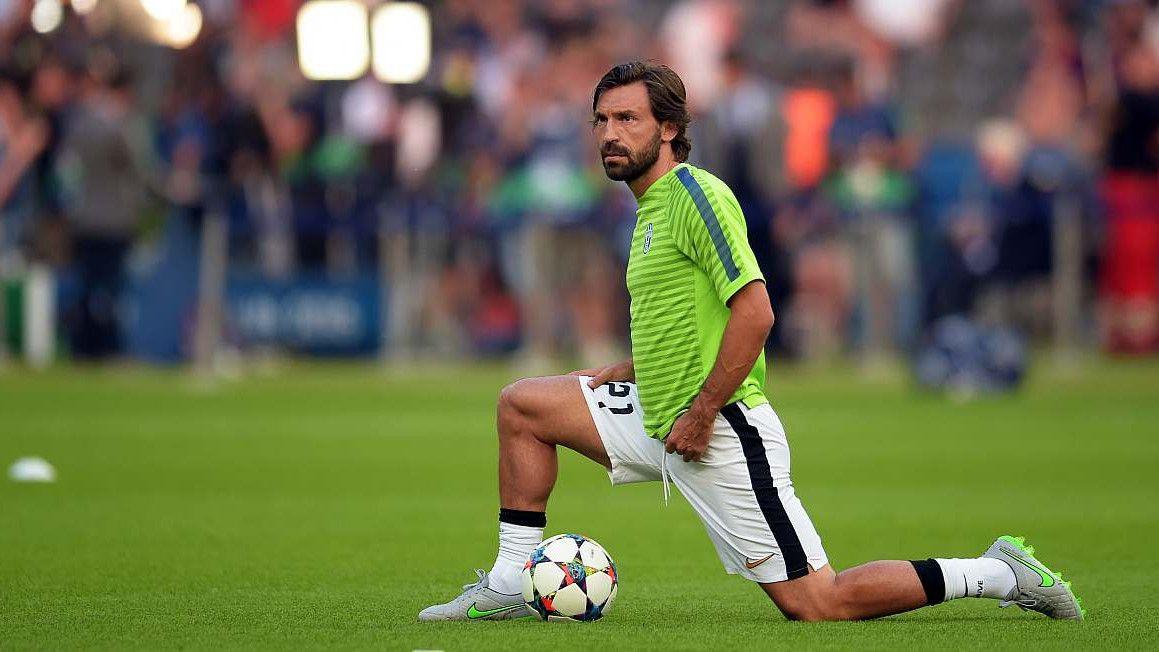 Andrea Pirlo se vraća u Juventus