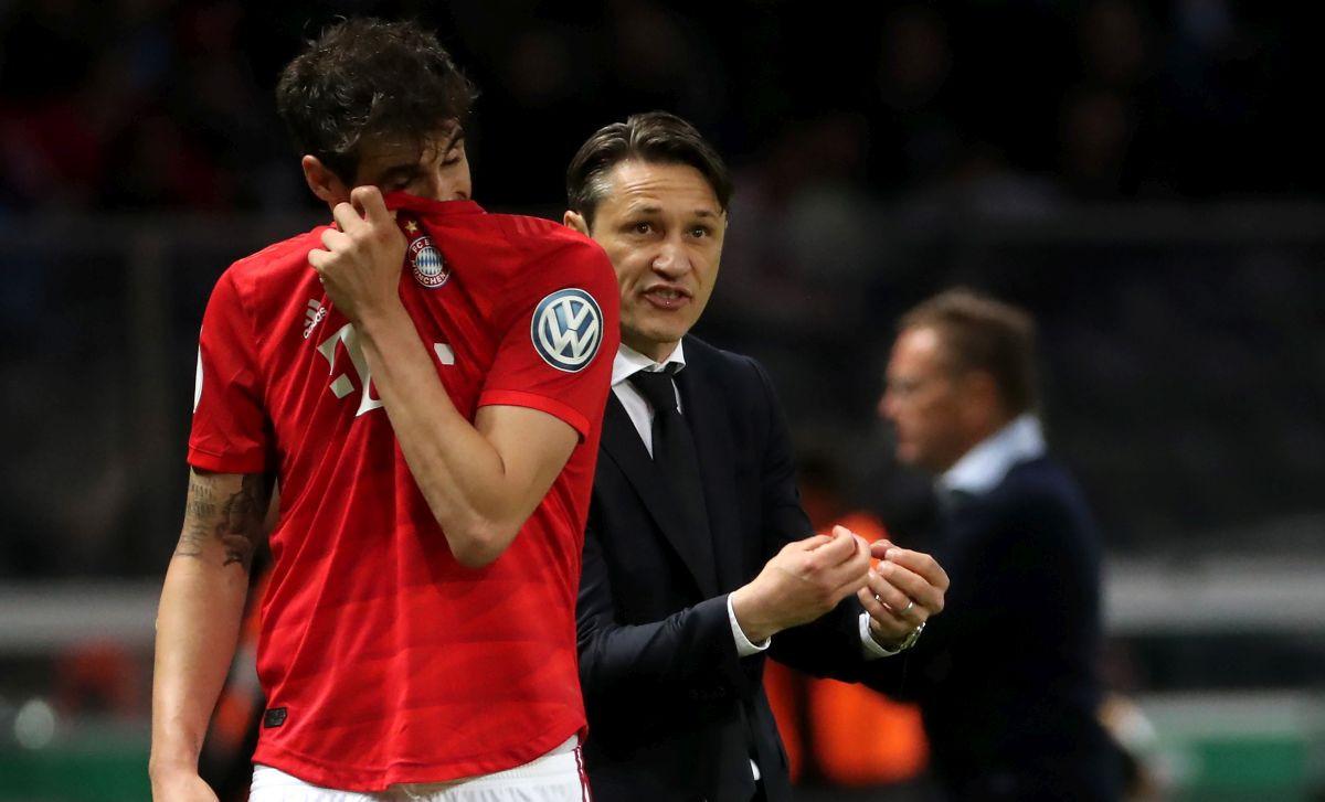 Zvijezda Bayerna u suzama na klupi jer ga Niko Kovač ignoriše: Ovo je iritantno...