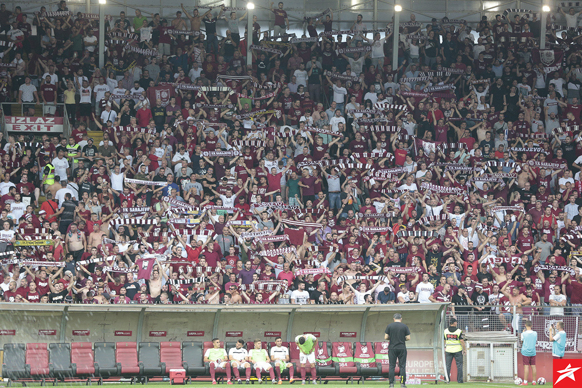 Gdje će FK Sarajevo igrati utakmicu trećeg pretkola Evropske lige?
