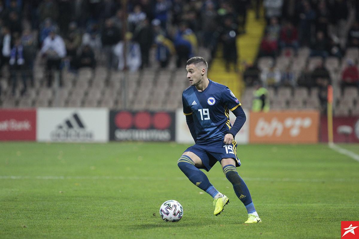 Rade Krunić pred transferom u Bundesligu