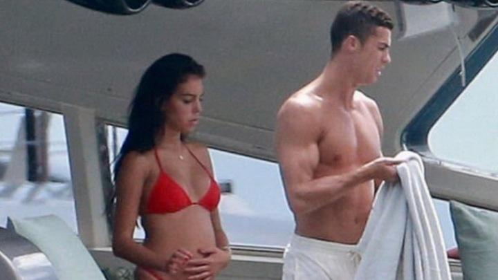 Ronaldo i Georgina uhvaćeni u intimnim trenucima