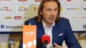 Krunić oprezan: Dolazi nam kvalitetan protivnik koji je sve bodove osvojio na strani