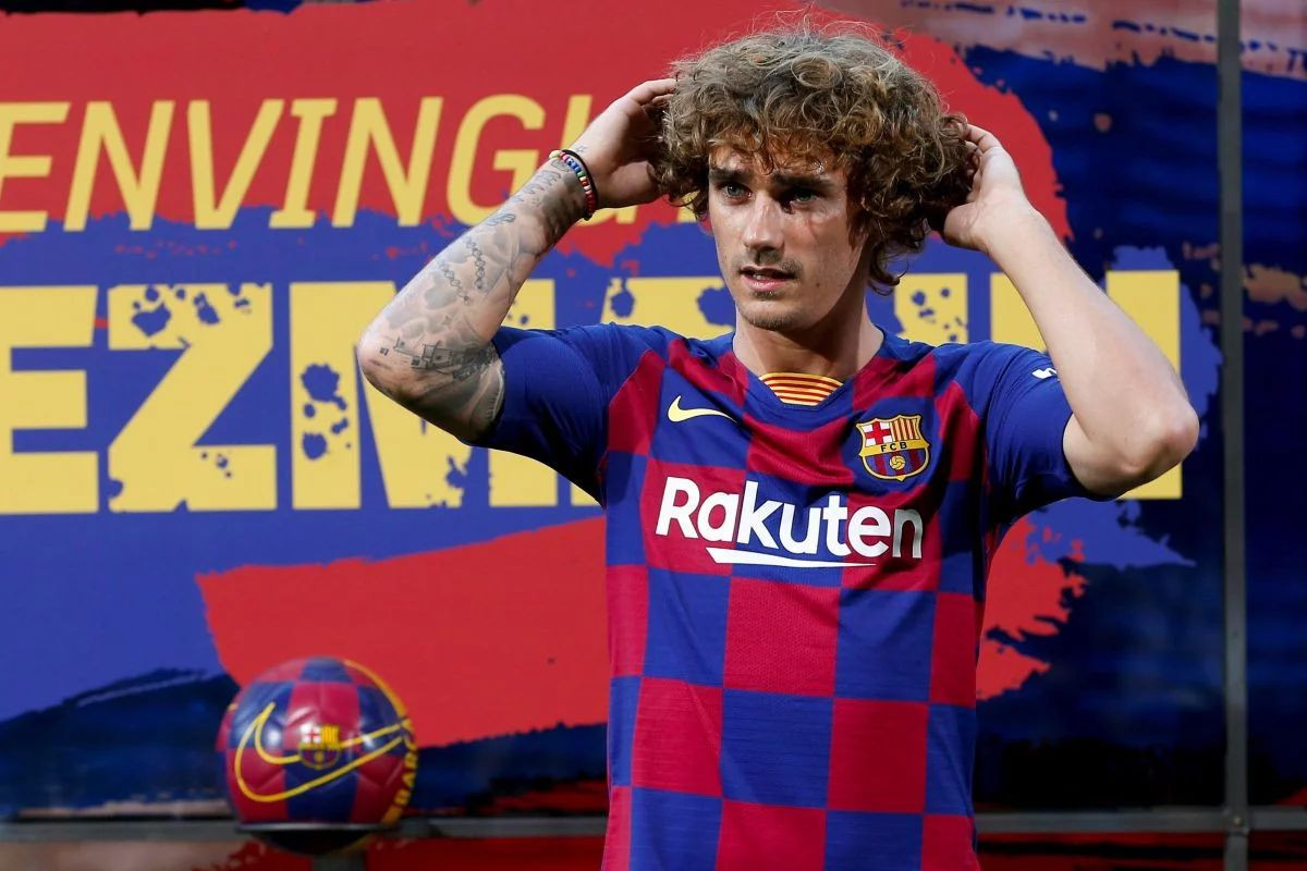 Griezmann potpisao za Barcelonu, ali otkrio da se divi navijačima drugog kluba