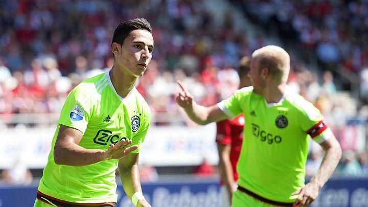 El-Ghazi postigao nevjerovatan gol u pobjedi Ajaxa