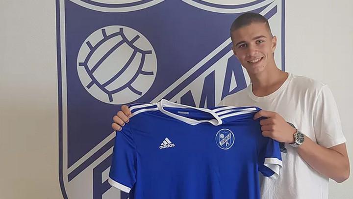 Zubanović karijeru nastavlja u Danskoj