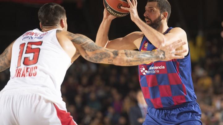 Barcelona sigurna protiv Olympiacosa. Žalgiris razbio Bayern u Njemačkoj