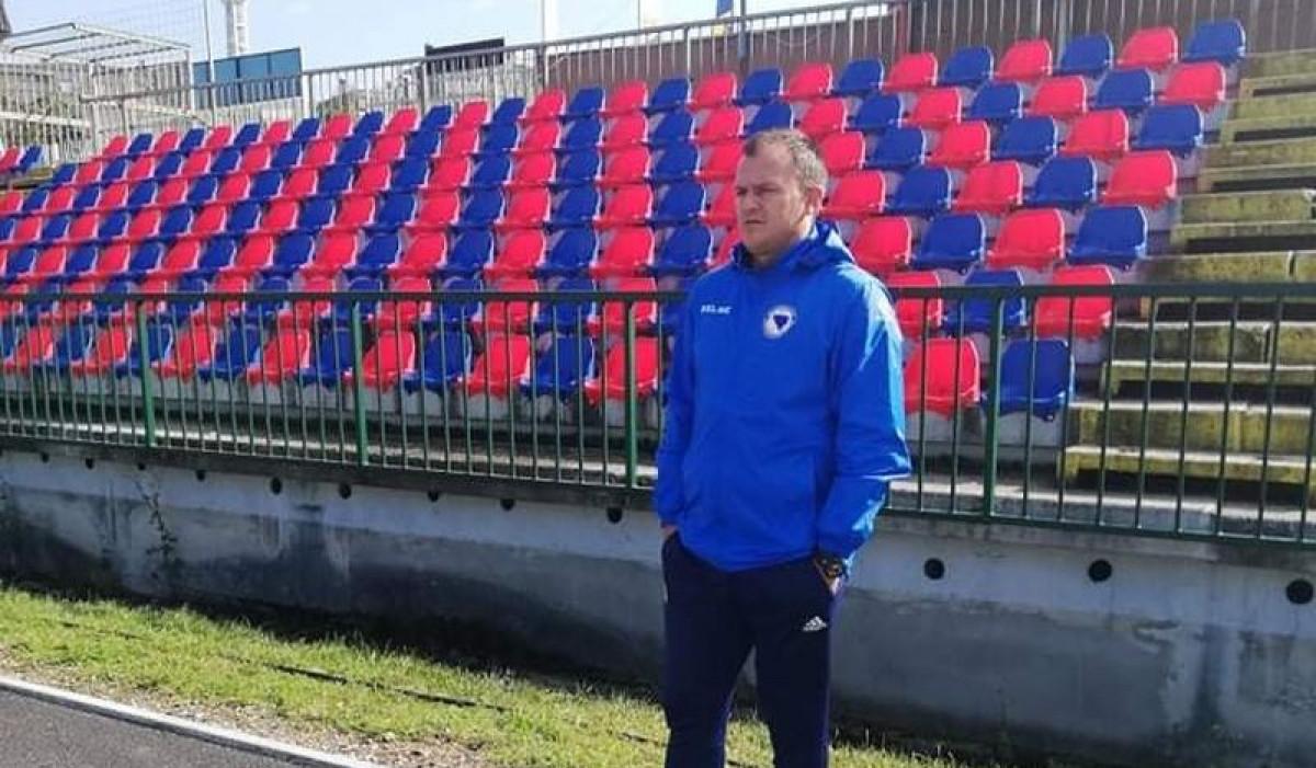 FK Slaven predstavio novog trenera
