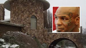 Misteriozni dvorac u kojem je Tyson živio danas je pretvoren u crkvu, ali ti zidovi...