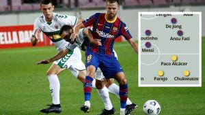 Pjanićeva avantura u La Ligi počinje večeras, prema najavama veznjak na čekanju