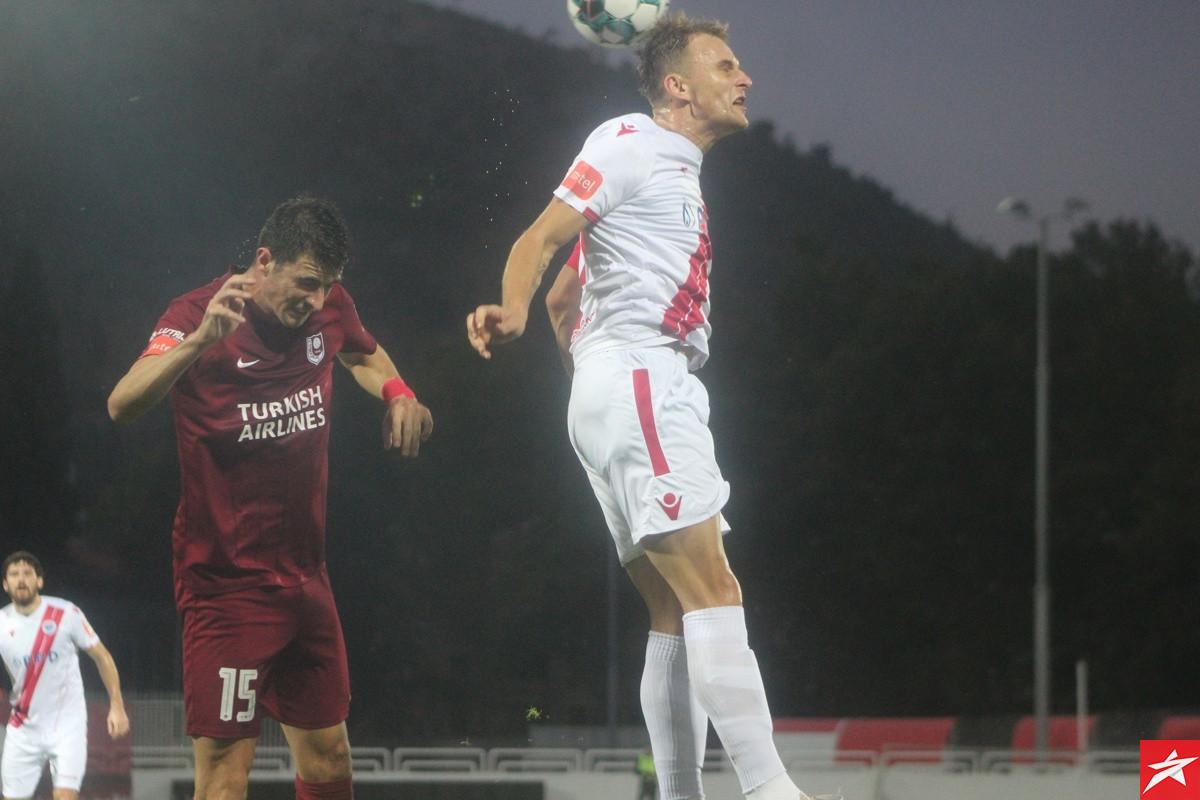 Fantastičan derbi u Mostaru: Hebibović ušao i pogodio za veliku pobjedu Sarajeva i povratak na vrh!