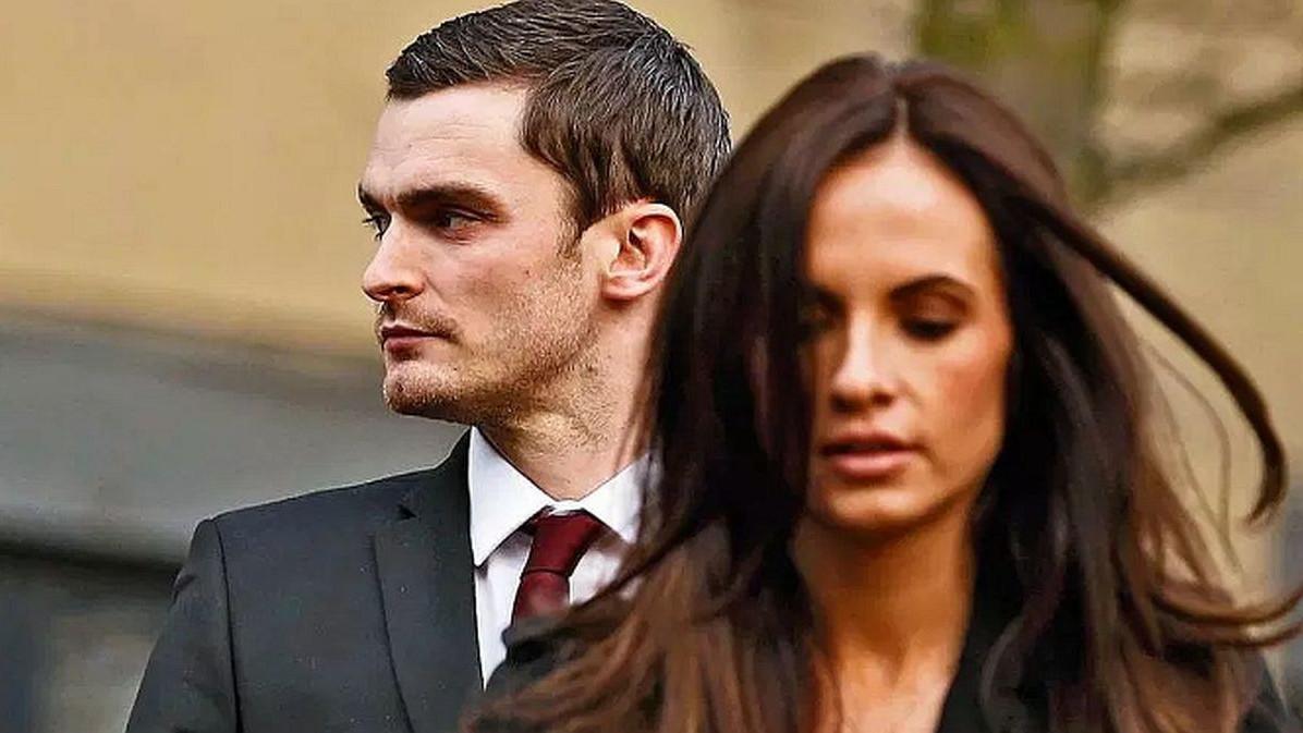 Adam Johnson izlazi iz zatvora i seli se u vilu od dva miliona funti