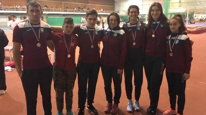Članovi AK Sarajevo postavili tri nova državna rekorda