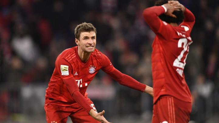Bayern se ispromašivao protiv Leverkusena, gosti idu kući sa punim plijenom