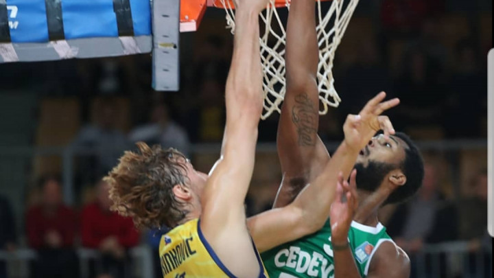 Cedevita - Olimpija razbila Jouventud