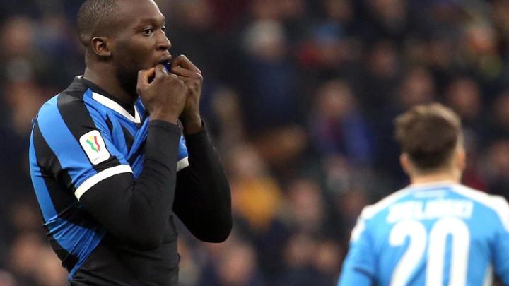 """Inter primorao Lukakua da se izvini zbog """"dugog jezika"""""""