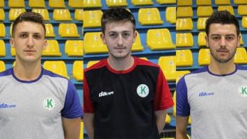Odbojkaši Kaknja produžili ugovore sa tri igrača