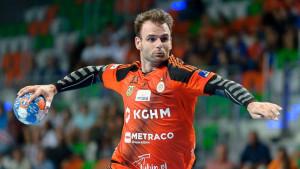 Faruk Halilbegović u timu kola mađarske rukometne lige