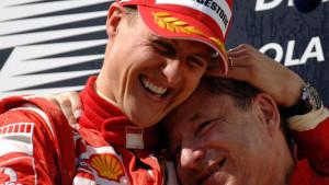 Todt: Schumacher se popravio, zajedno gledamo utrke